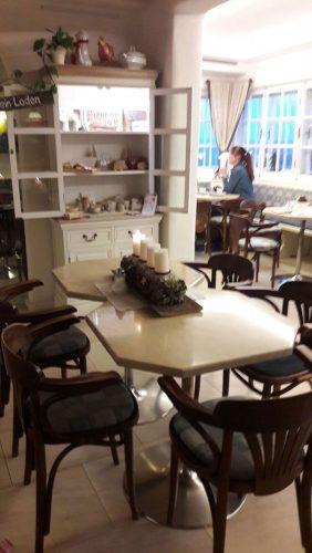 Advent im Cafe-Haus-Ebner