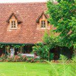 Ferienanlage Teichwiesn – Das Haupthaus