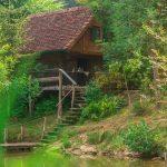 Ferienanlage Teichwiesn – Das Kunsperhaus mit eigenem Steg