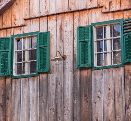 Ferienanlage Teichwiesn – Historische Gebäude