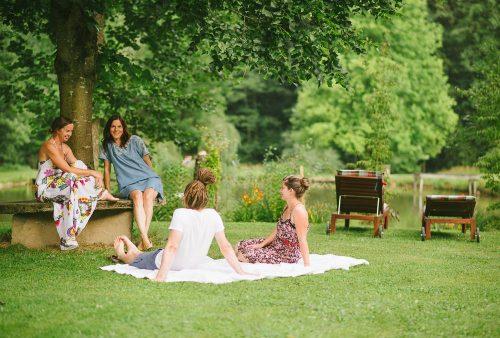 Ferienanlage Teichwiesn – Spaß mit Freunden