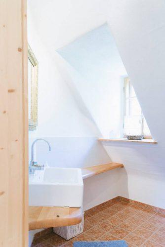Badezimmer Weingartenblick