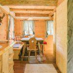 Das Knusperhaus mit romantischer Essecke