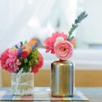 Blütenromatik in den Wohnungen