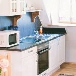 Küche Teichblick