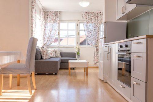 Wohnung Cafè+Haus Ebner